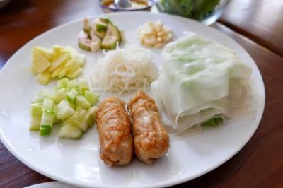 แหนมเนือง ที่ ร้านอาหาร Eat Viet นราธิวาสราชนครินทร์ 15