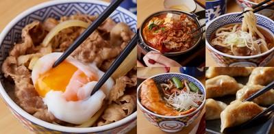สุดยอดตำนานต้นตำรับข้าวหน้าเนื้อและข้าวหน้าญี่ปุ่นสุดพีค! @ Yoshinoya