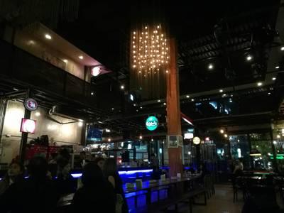 บรรยากาศร้าน ที่ ร้านอาหาร Heap Cafe & Restaurant