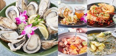 ประทับใจไม่รู้ลืม อาหารไทยระดับพรีเมียมและวิวทะเลบนดาดฟ้างามๆ KROQUE