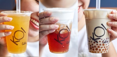 ช่วยด้วยยย หยุดเคี้ยวไม่ได้! KOI The' ชาไข่มุกแบรนด์ดังจากสิงค์โปร์