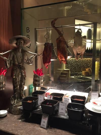 บรรยากาศร้าน ที่ ร้านอาหาร Espresso โรงแรมอินเตอร์คอนติเนนตัล