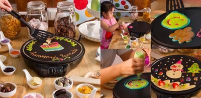 มาเติมรสหวาน ให้แพนเค้กแห่งจินตนาการแสนสนุก ที่ Homemade Pancake