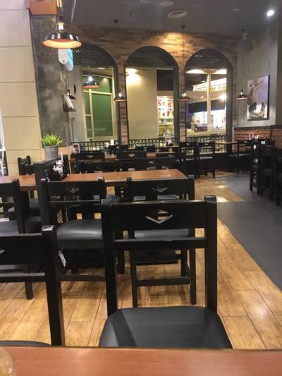 บรรยากาศร้าน ที่ ร้านอาหาร Marugame Seimen (มารุกาเมะ เซเมง) เดอะ พรอมานาด