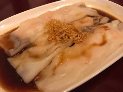 ก๋วยเตี๋ยวหลอดกุ้ง ที่ ร้านอาหาร Hong Kong Fisherman Restaurant Impact Hall 8