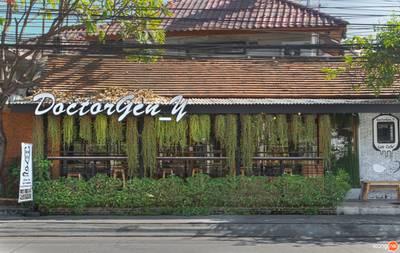 หน้าร้าน ที่ ร้านอาหาร DoctorGen_Y