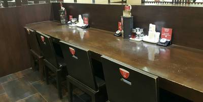 บรรยากาศร้าน ที่ ร้านอาหาร Chabuton สยามพารากอน