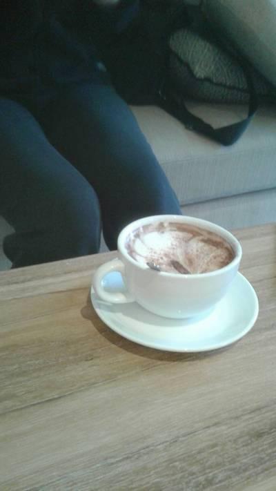 Chocolate Lover. • hot n delicious ที่ ร้านอาหาร Kram Coffee