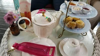 สโคน ที่ ร้านอาหาร Vieng Joom On Tea House เชียงใหม่