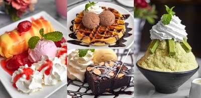 ความฟินพุ่งทะยาน! กับ Follow me dessert cafe ขนมหวานยอดฮิตราคานักเรียน