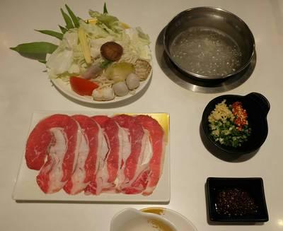 ร้านอาหาร OK SHABU SHABU