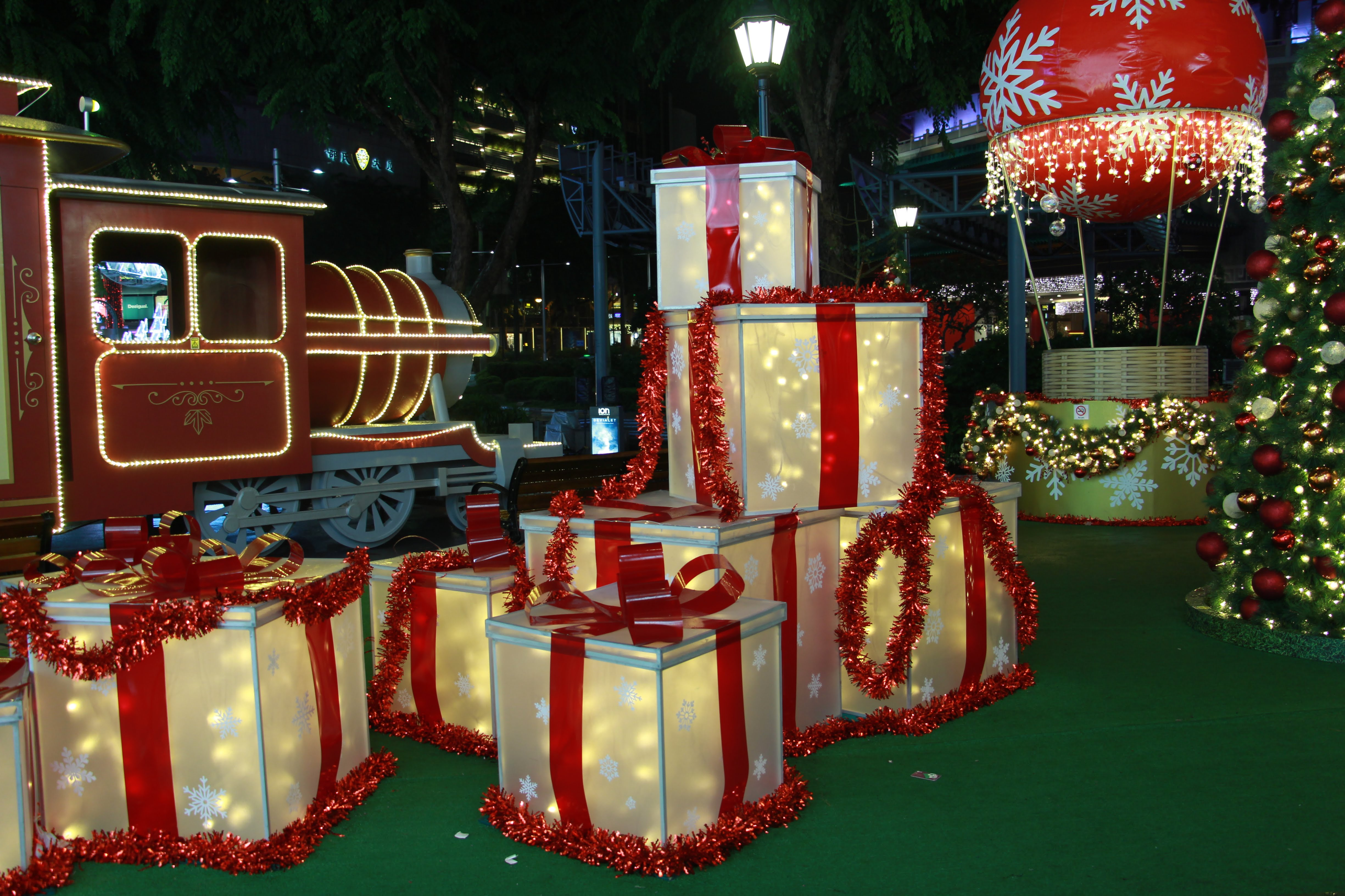 Gift and Train | Singapore | December 2017