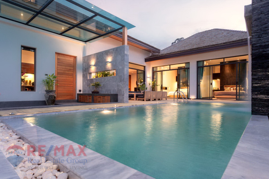 LUXURY KAMALA POOL VILLAS FOR SALE