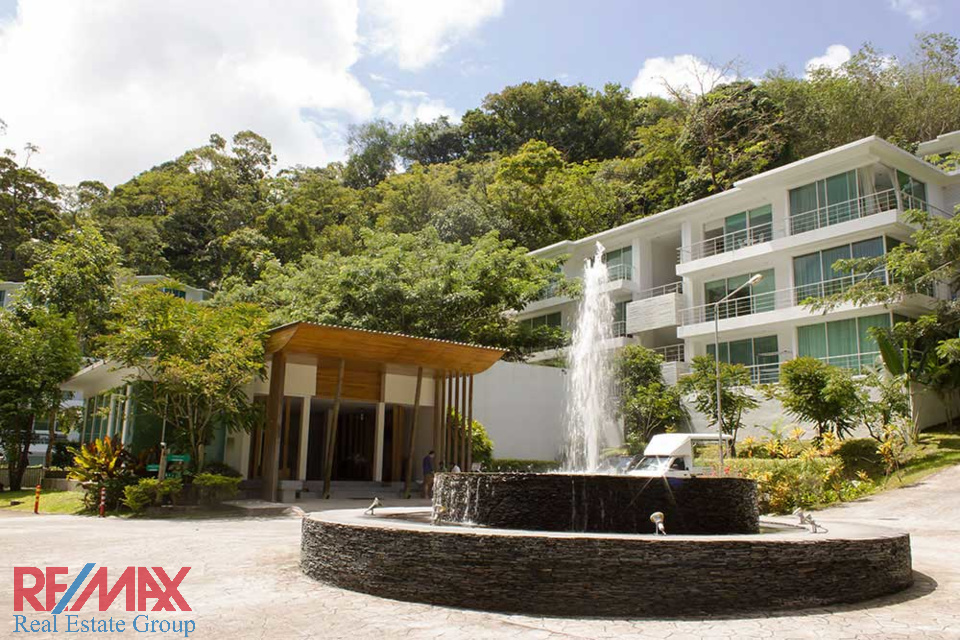 KAMALA MOUNTAIN VIEW 1 BEDROOM CONDOMINIUM FOR SALE