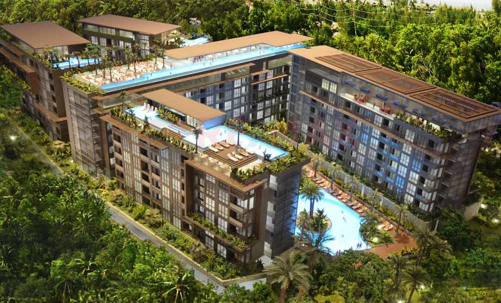 MODERN CITY CONCEPT CONDOMINIUM PROJECT FOR SALE