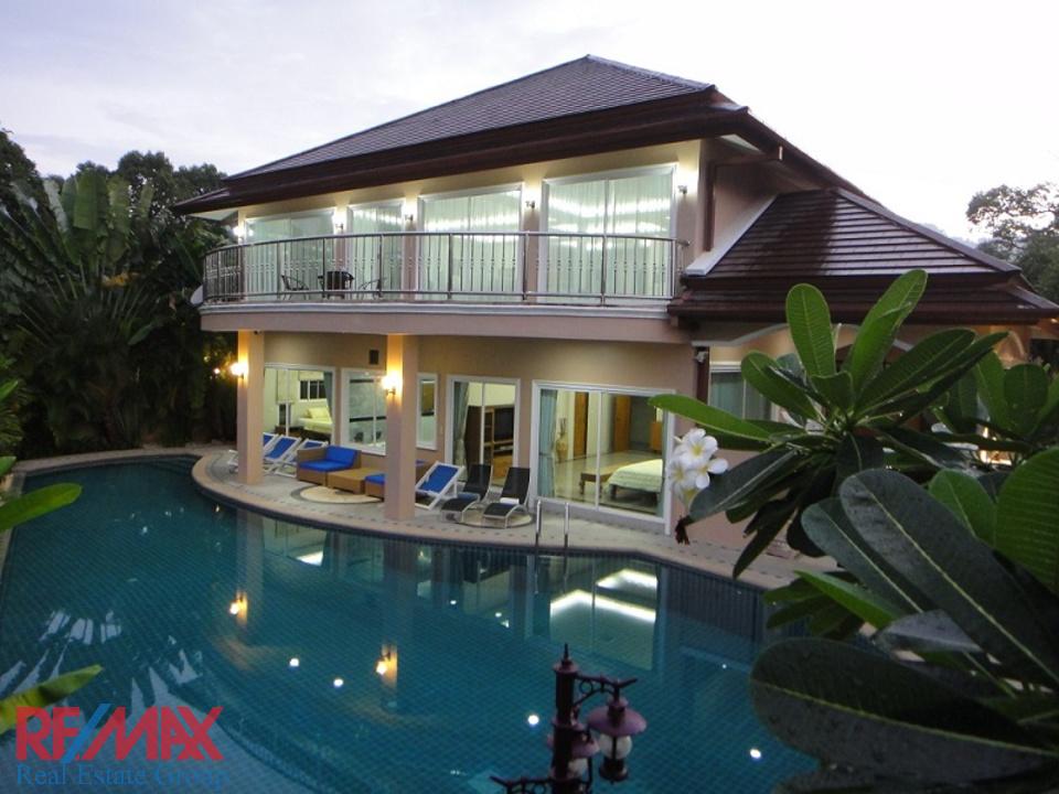 Phuket Villas For Rent Kamala