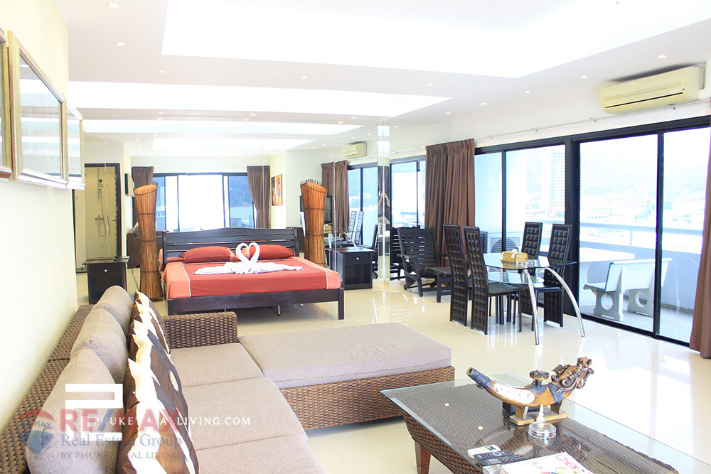 SOLD | HILLSIDE VIEW PATONG CONDO FOR SALE