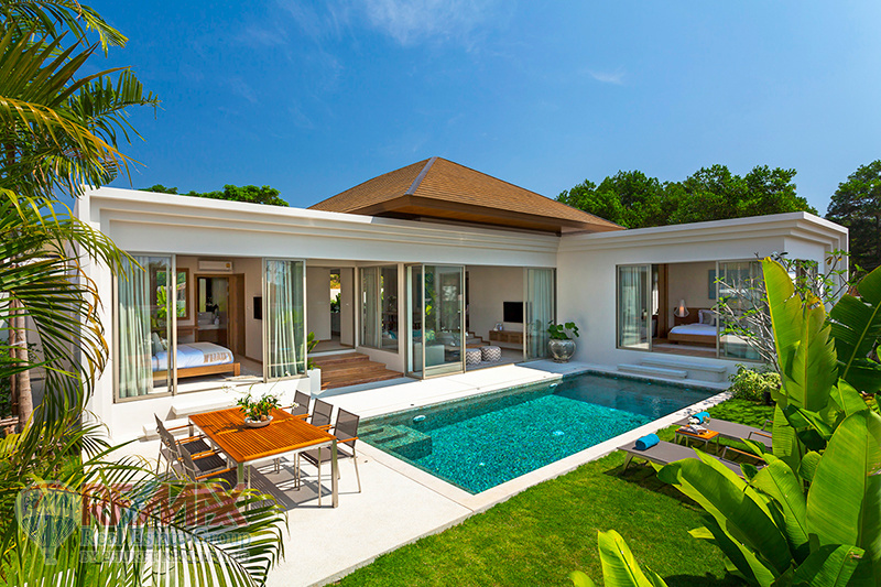 3 BEDROOM POOL VILLA IN CHERNGTALAY FOR SALE