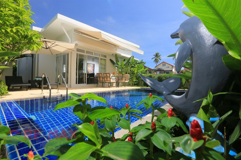 2 BEDROOM POOL VILLA IN NAIHARN FOR SALE