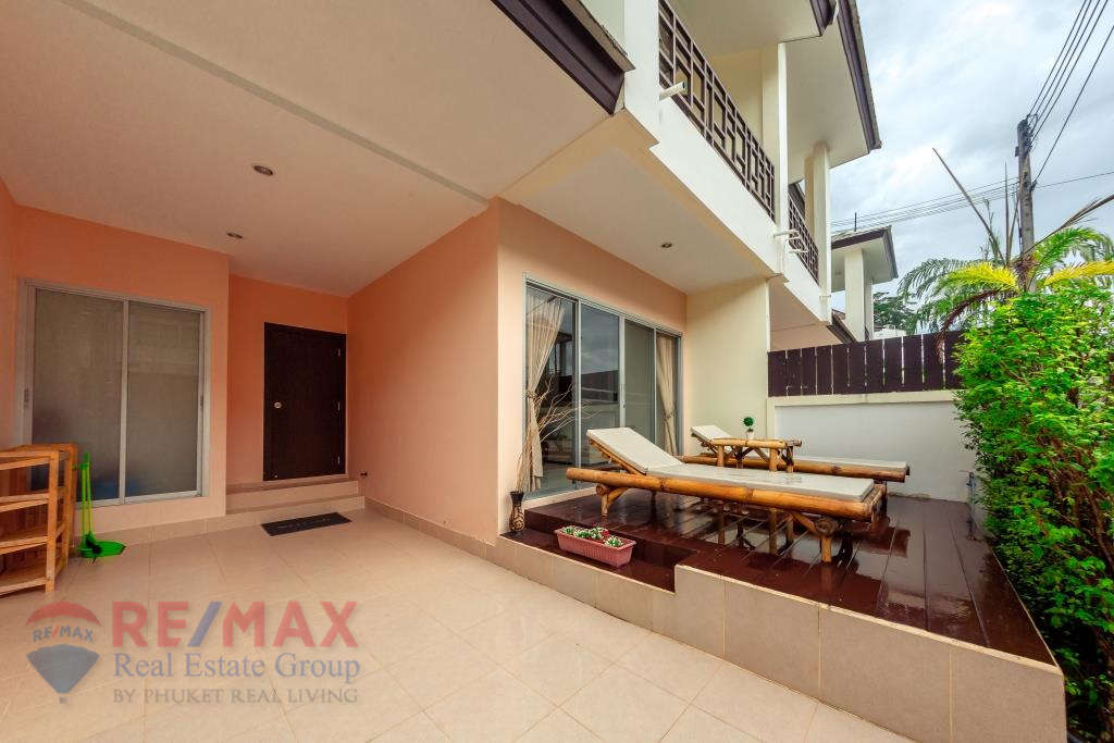 Laguna 3 Bedroom Townhouse For Sale Phuket Property