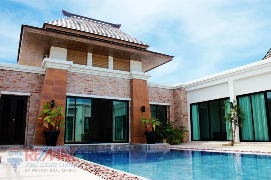 3 BEDROOM POOL VILLA IN LAYAN FOR SALE