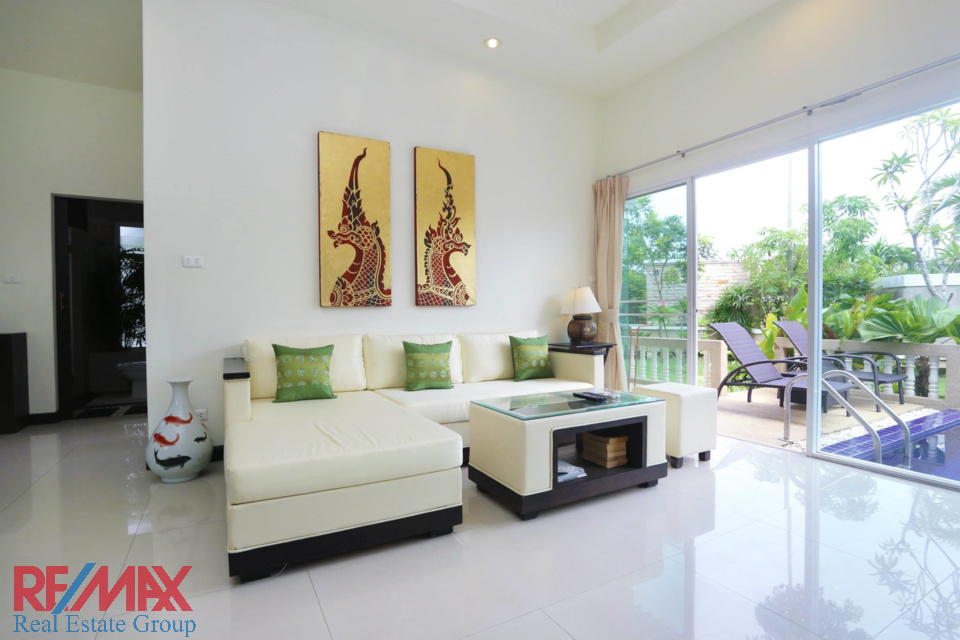 SOLD | LAYAN BEACH FULLY FURNISHED PRIVATE POOL VILLA