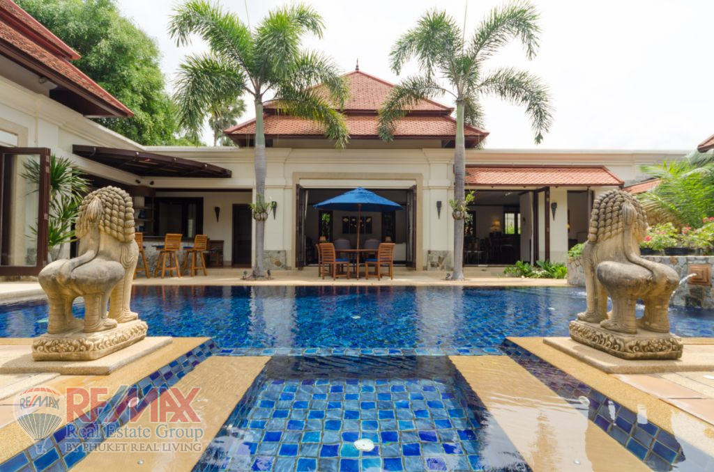 5 BEDROOM POOL VILLA IN CHERNGTALAY