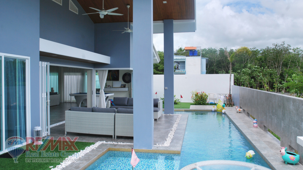 MODERN 3 BEDROOM POOL VILLA IN CHERNGTALAY