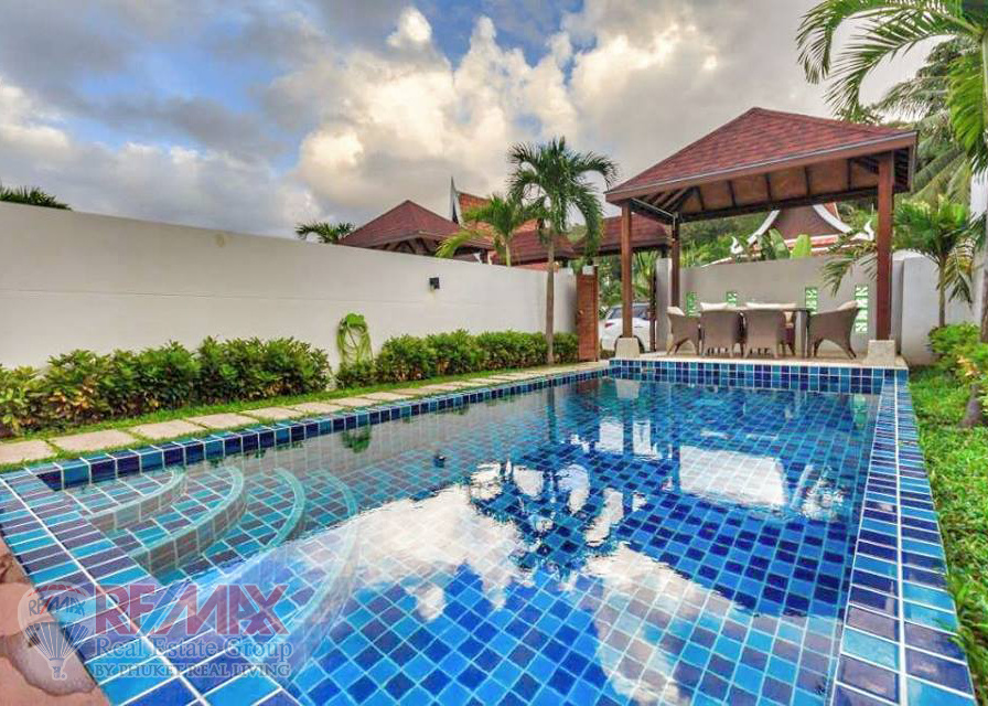 SOLD | 3 BEDROOM KAMALA POOL VILLA RESIDENCE