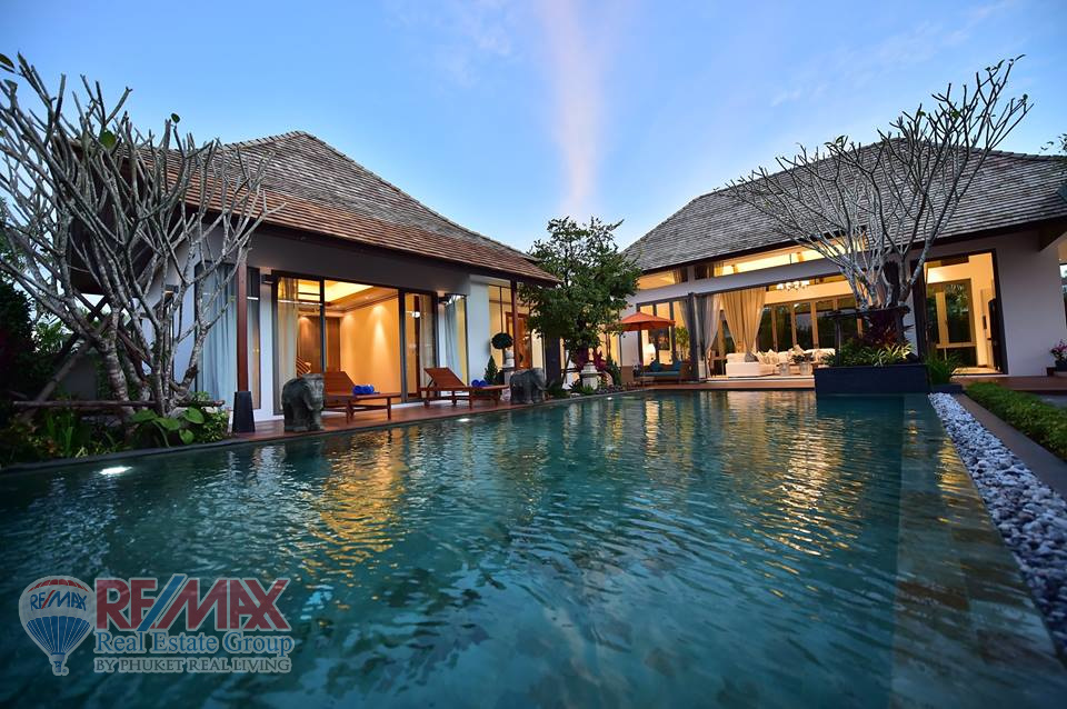 STUNNING 4 BEDROOM POOL VILLA IN CHERNGTALAY