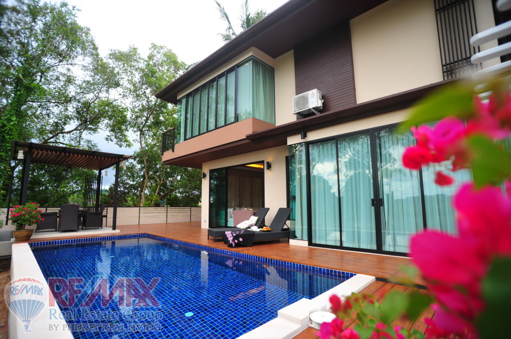 SOLD | 3 BEDROOM POOL VILLA IN CHERNGTALAY FOR SALE