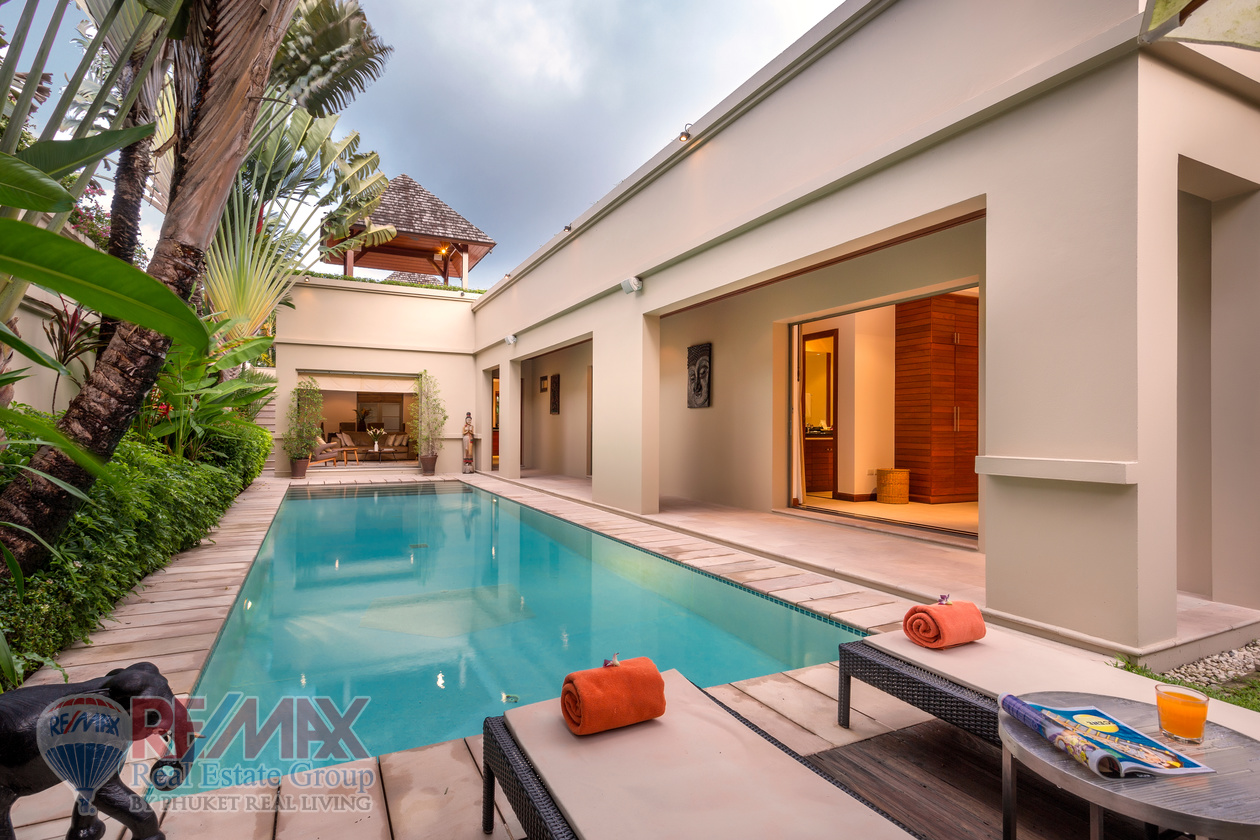 SOLD | 3 BEDROOM ROOF TERRACE POOL VILLA BANGTAO FOR SALE
