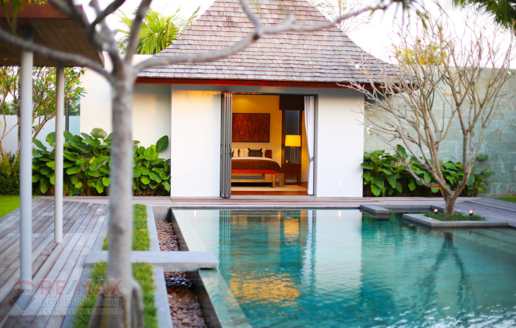 LUXURY 4 BEDROOM POOL VILLA IN THALANG FOR SALE