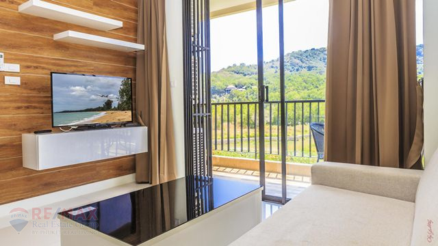NAI HARN MOUNTAIN VIEW 2 BEDROOM 2 BATHROOM CONDOMINIUM FOR SALE