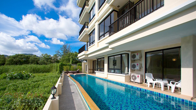NAI HARN MOUNTAIN VIEW 2 BEDROOM CONDOMINIUM FOR SALE