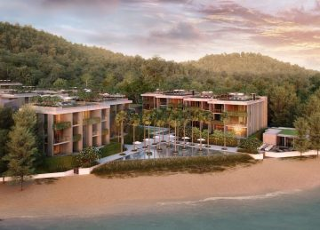 High End Ocean Front Residential for Sale in Kamala, Phuket