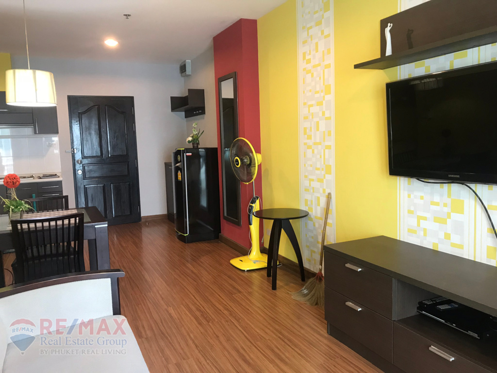 PATONG 1 BEDROOM APARTMENT FOR SALE