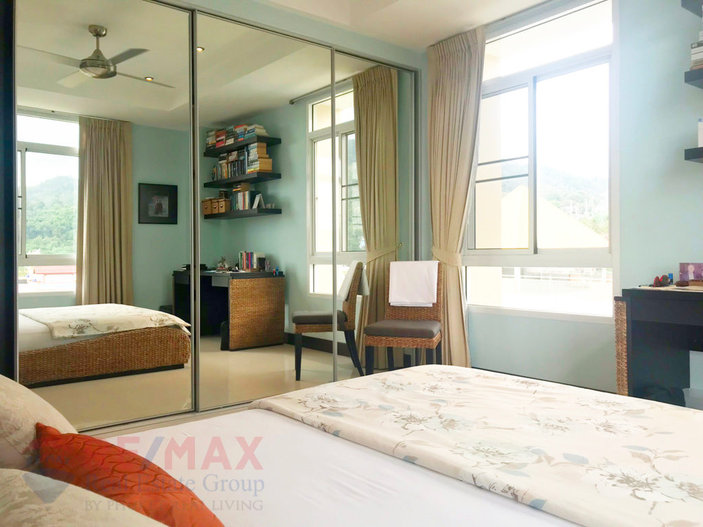 PATONG 2 BEDROOM MOUNTAIN VIEW CONDOMINIUM FOR SALE. PHUKET CONDOMINIUM FOR SALE   Phuket Real Estate
