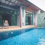 PRIVATE POOL VILLA 2 BEDROOM IN NAI HARN FOR SALE
