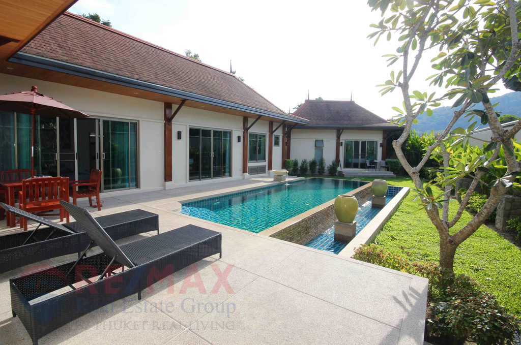 NAI HARN 3 BEDROOM POOL VILLA FOR SALE