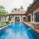 NAI HARN 3 BEDROOM STUNNING POOL VILLA FOR SALE
