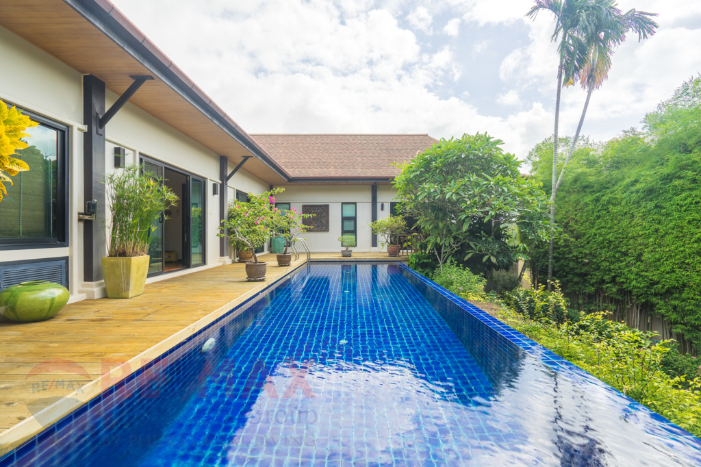 NAI HARN 5 BEDROOM PRIVATE POOL VILLA FOR SALE