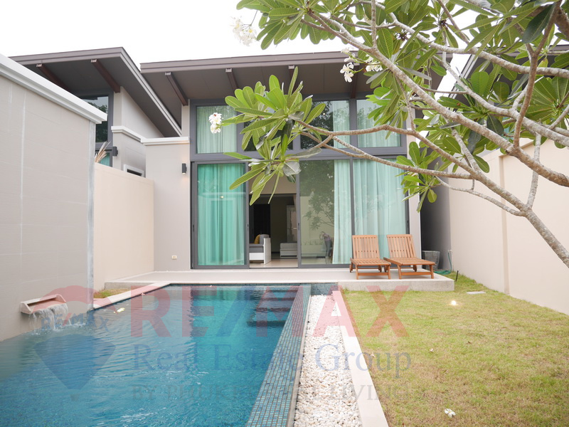 THALANG 2 BEDROOM PRIVATE POOL VILLA FOR SALE
