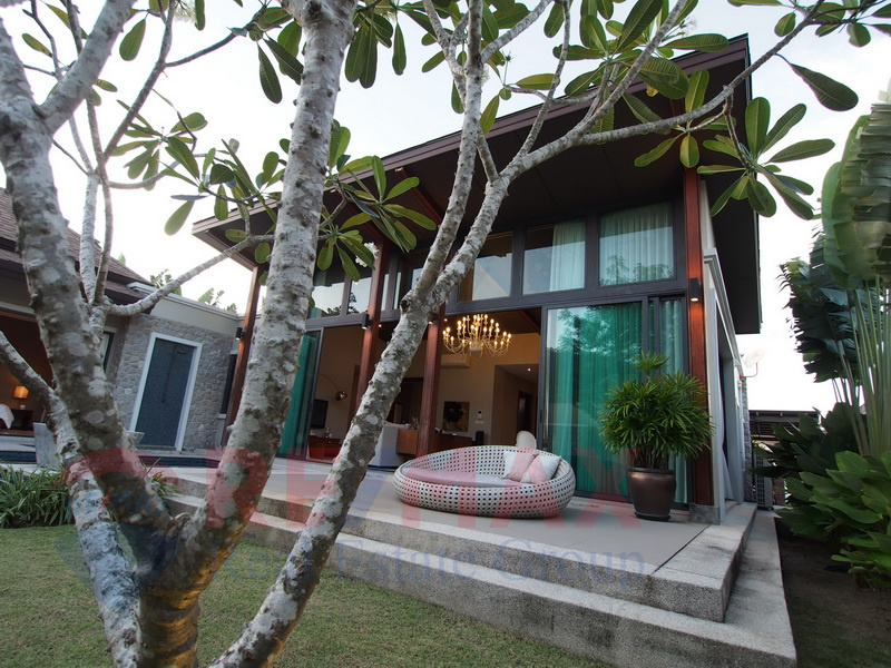 Pool Villa Project for Sale in Si Sunthon Thalang, Phuket