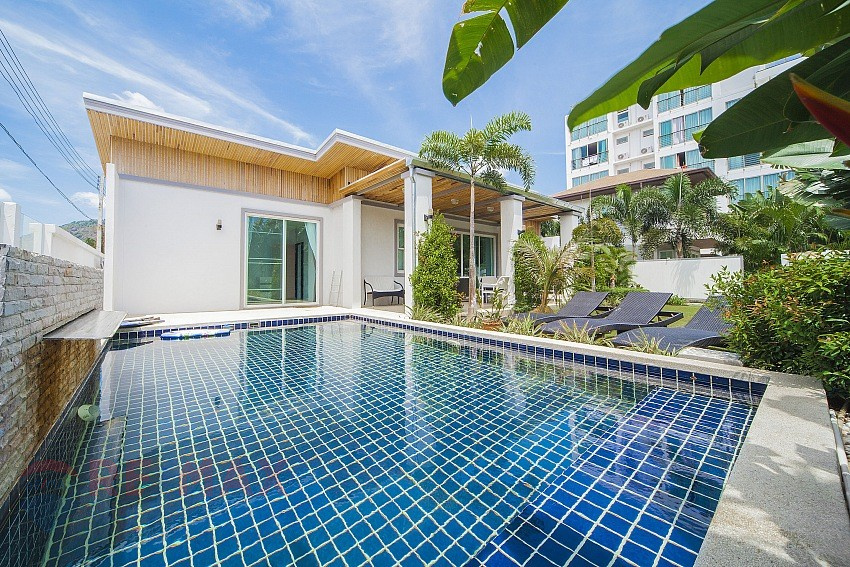 KAMALA 2 BEDROOM 2 POOL VILLA FOR SALE