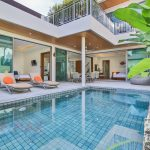 3 BEDROOM 2 STORIES PRIVATE POOL VILLA IN RAWAI FOR SALE