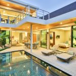 4 BEDROOM 2 STORIES PRIVATE POOL VILLA IN RAWAI FOR SALE