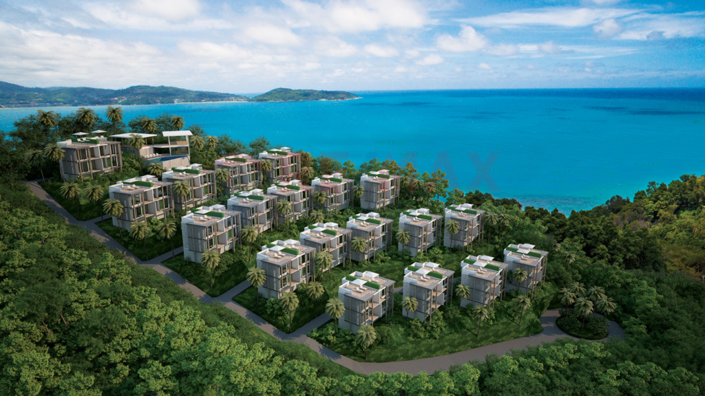 INVESTMENT SEA VIEW CONDOMINIUM IN NAKA BAY FOR SALE