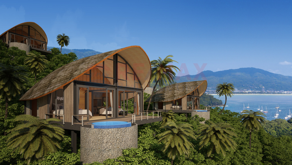 INVESTMENT SEA VIEW VILLA IN KALIM FOR SALE