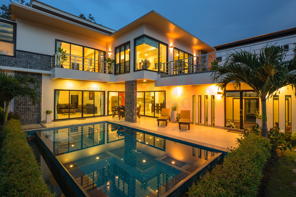 CHERNGTALAY 3 BEDROOM POOL VILLA FOR RENT